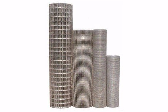 Welded Wire Rolls